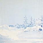 Tone Indrebø: Øyeblikk 1, 2005, 70 x 70 cm