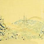 Tone Indrebø: Øyeblikk 14, 2006, 72 x 60 cm
