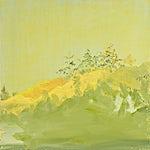 Tone Indrebø: Øyeblikk 15, 2006, 70 x 70 cm