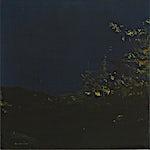 Tone Indrebø: Øyeblikk 16, 2005, 70 x 70 cm