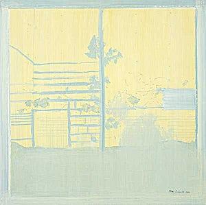 Tone Indrebø, Nesten, 2000, 50 x 50 cm