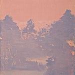 Tone Indrebø: Mellomspill VII, 2008, 80 x 70 cm