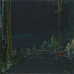 Tone Indrebø: Mellomspill XIII, 2008, 60 x 73 cm