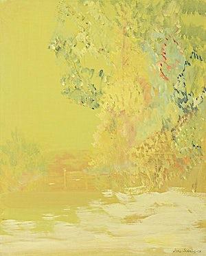 Tone Indrebø, Mellomspill VIII, 2008, 50 x 40 cm