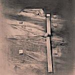 Ulf Nilsen: Traces of memory III, 2014, 65 x 50 cm