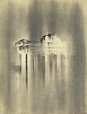 Ulf Nilsen, Day rain, 2014, 65 x 50 cm