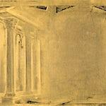 Ulf Nilsen: fra serien Palmyras alfabet 15, 2018, 50 x 65 cm