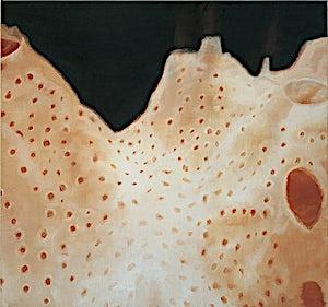 Vibeke Bärbel Slyngstad, Big Sur interior, detalj, 2001, 72 x 80 cm